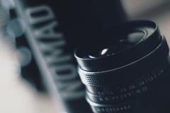 Old lens crazy