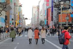 新宿ホコ天