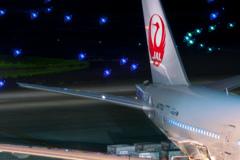 空港夜景シリーズ