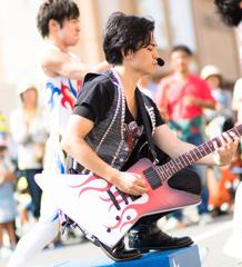 ギターのきよちゃん