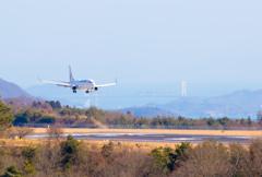 広島空港ならではの画