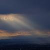 雲間からの光 その2