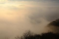 輝く雲の海 その2