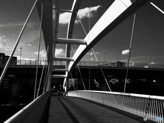 飛翔橋 大川
