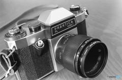 メタルカメラ PRAKTICA PL NOVA 1