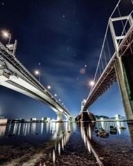オリオン挟み橋