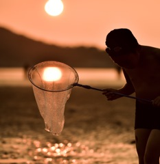 海辺の少年の巻