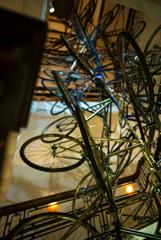 自転車が似合う街
