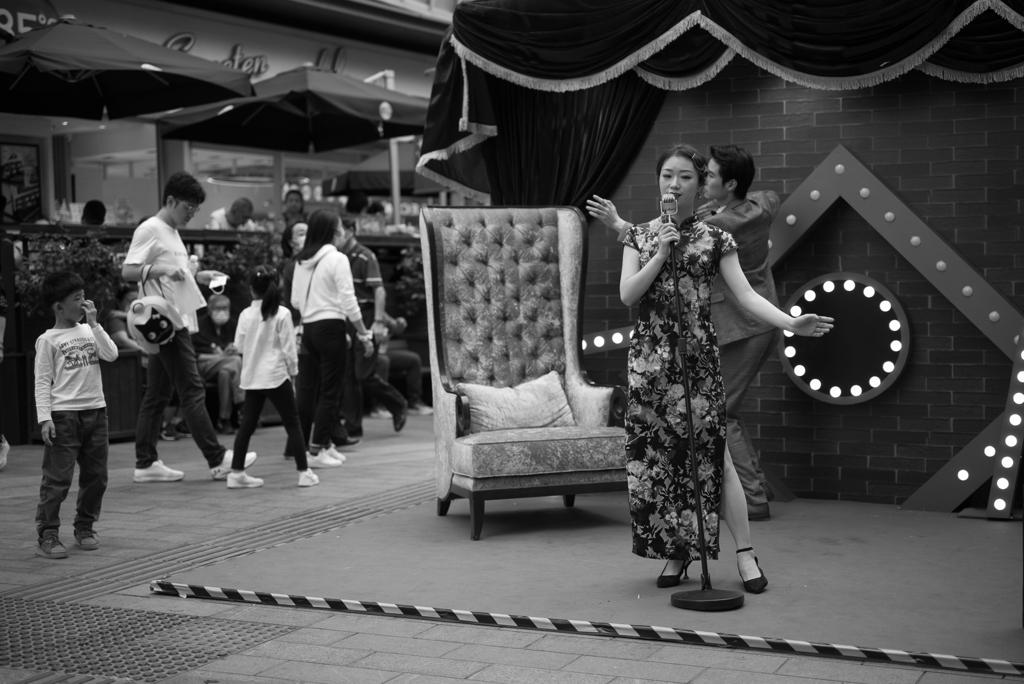 上海街角劇場