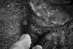 靴底が減るほど増える記憶