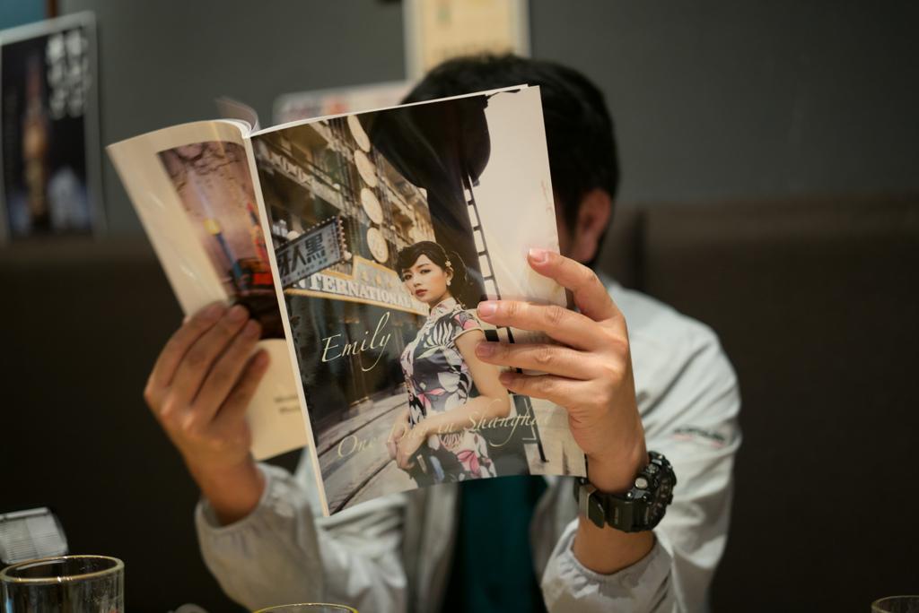 上海は涙を見せない