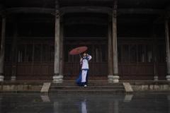 寡言な雨滴