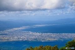 八甲田からの眺望