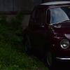 昭和の古い車