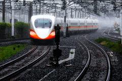 高鐵の通勤日