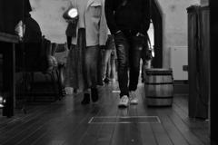 二人の歩み