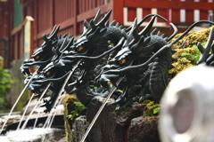 九頭竜の清水