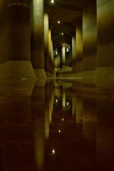 現代の地下神殿