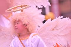 サンバで見かけた天使