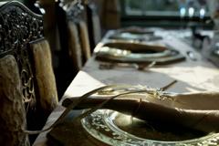 陽光の食卓