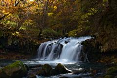 蓼科の大滝