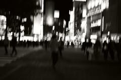 渋谷で、夜 19