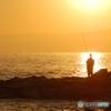 フリンジマン(太陽を釣り上げる男)
