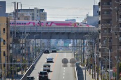 ハローキティ新幹線