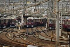 阪急電車祭