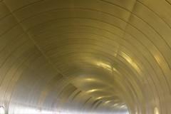 美術館のトンネル1