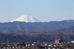 Mount Fuji (Home view)