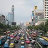 カラフルな渋滞