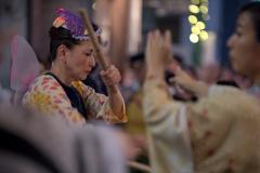 杉大門通り盆踊り 1