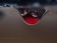 愛の水滴…