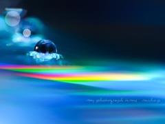 私の雫世界*~rainbow~