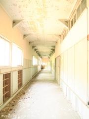 廊下の先へ…*